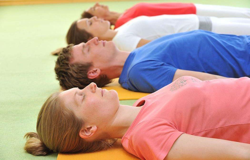 L'arte del rilassamento profondo
