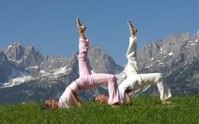 Casa di Ritiro Yoga Sivananda Reith, Kitzbühel, Austria