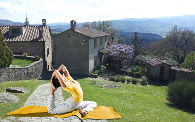 Yoga and Meditation Retreat in Tuscany