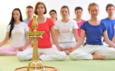 Lezione di Yoga Sivananda e Meditazione a Milano