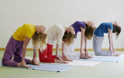 Lezione di yoga di 3 ore